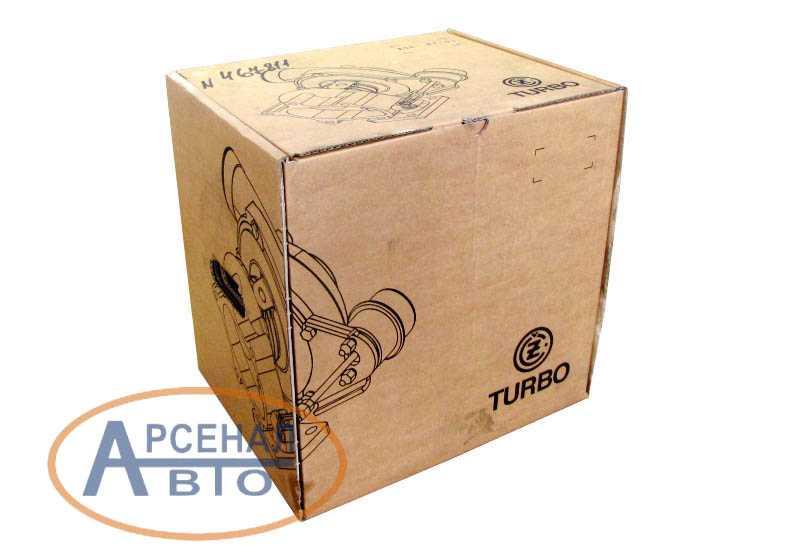 Турбокомпрессор К36-87-01 в упаковке